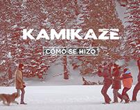 KAMIKAZE(MAKING OF)