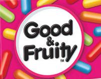 Good & Fruity Packaging Refresh