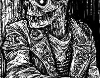 Punks not dead - Sharkle