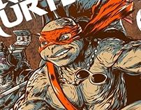 Teenage Mutant Ninja Turtles - Legend of the Yokai