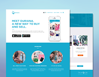 Duriana Website