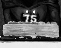 Batman 75th Anniversary (Too Old)