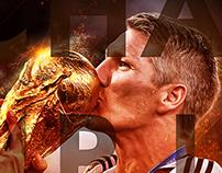 Passion of Schweinsteiger