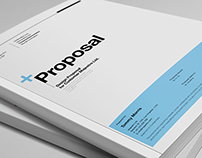 Proposal Template Suisse Design with Invoice