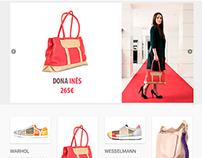 30MS | e-commerce store design