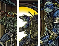 Legend of the Yokai - Teenage Mutant Ninja Turtles