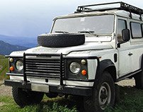 Defender 110 - Image Packaging