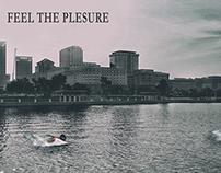 feel the pleasure