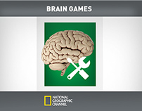 Brain Games NatGeo (VK/FB apps)