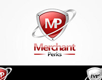 Merchant Perks Logo Design