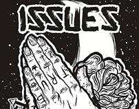 Issues - 2014 Vans Warped Tour Merch