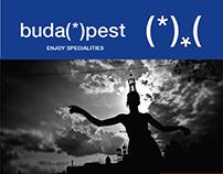 BUDAPEST tourist identity