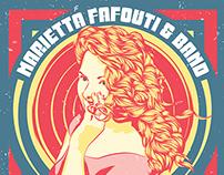 Marietta Fafouti & Band - Shine Live @ Megaron