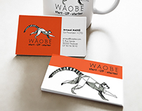 VERSION 2: Brand Identity for WAOBE