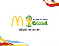 McDonald's Wolrd Cup promo