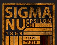 Sigma Nu Rush Shirt