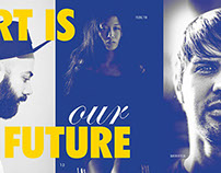 ABSOLUT Annual Report Concept