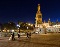 Spain Square - Seville - Andalusia
