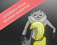Temple escape, student film