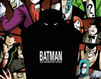 Batman: The Animated Series Tribute