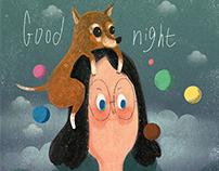 good night-girl