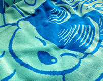 Tokyocandies beach towels
