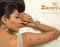 Diamond Jelewry for Zaveri&Co.