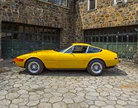 """1971 Ferrari 365 GTB/4 """"DAYTONA"""""""