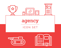 Agency, icons