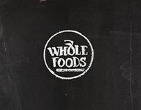 Whole Foods App and Microsite