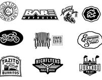 David Cran Logos