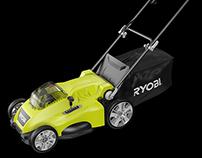 Ryobi Lawnmower Lighting