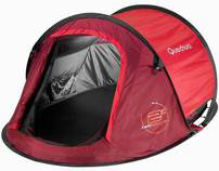 CAMPING TENT : 2 SECONDS