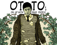 Otto the zombie movie poster