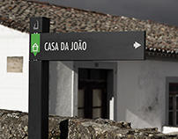 Marvão Signage and Way-Finding System