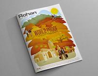 Rohan magazine – May 2014 issue