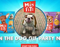 Misfits Treats - Dog Gif Party