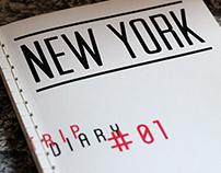 • New York Trip Diary