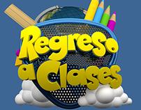 Logotipo Regreso a Clases