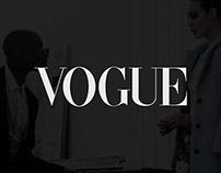 Vogue Website