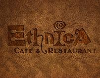 Ethnica Cafe Visual Rebranding