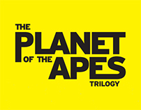 The Planet of the Apes Trilogy