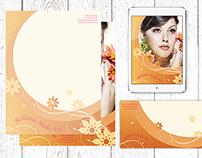 Belliana Make Up Visual Branding