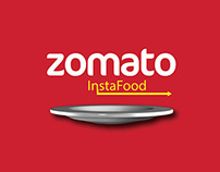 Zomato Brand Extension - 'Zomato InstaFood'