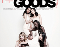 The GOODS Magazine, Fashion Editorial Works.