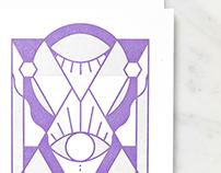 Chipp'd Card Illustrations