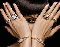 Jewellery Campaign Shoot by Pintaar