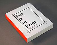 Put it in Print