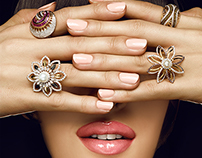 Mark Jewellery Campaign shoot