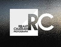 Logo Design : Ribant Chatrath Photography